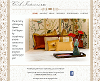 CA Interiors websites snapshot
